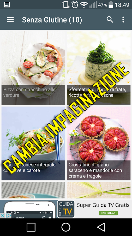 ricette di cucina gratis - android apps on google play - Ricette Di Cucina Gratis