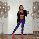 WWW.ENTSIMAGES.COM -    Sam Faiers attends a photocall to launch her new website Celebrity Training with Samantha Faiers at The Worx Studio on January 6th 2015                                             Photo Mobis Photos/OIC 0203 174 1069