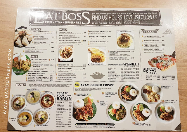 EatBoss | Eat Like A Boss