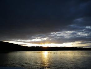 Photo: Sunrise, Mickey's Bay