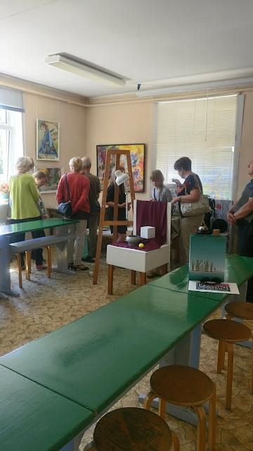 Läti õpetajate ja õpilaste kohtumine./ Делегация  учителей и  учеников - DSC_0042.JPG