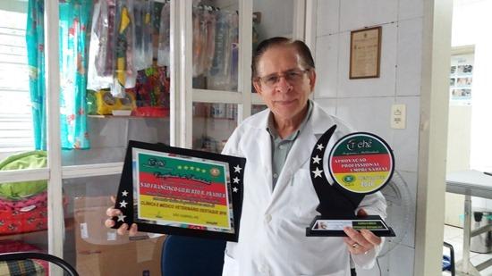 Clínica São Francisco - Gilberto Rossi Pradier
