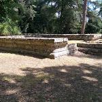 Kainua citta etrusca Scorci dell'altare-podio.jpg