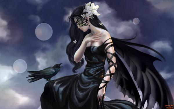 Beauty And Raven, Ravens
