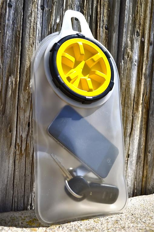 *STACH防水口袋海灘褲:水上活動隨身物品不離身! 2