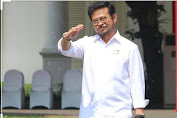 Gabah Murah, Menteri Pertanian Mau Saksikan Panen di Karawang Hari Ini