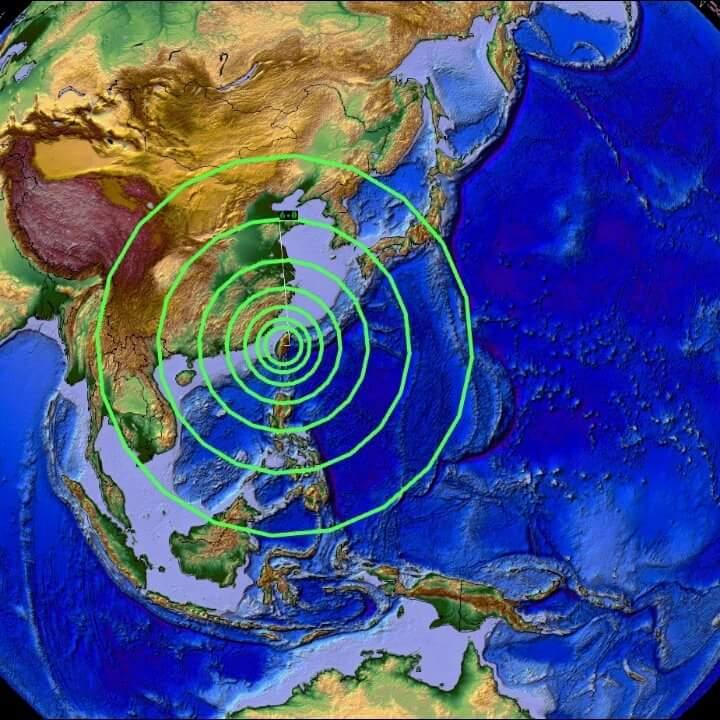 Viral News News And Photos: Photos: Strong Magnitude 6.4 Hit Taiwan On February 6