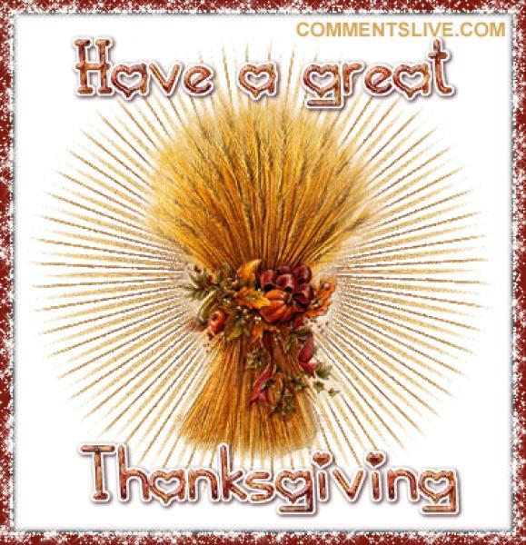 Great Thanksgiving, Wonderful Thanksgiving