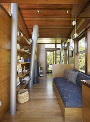 Banyan Treehouse by Rockefeller Partners Architects 8 Rumah Pohon Modern Yang Tidak Dibangun Di Atas Pohon
