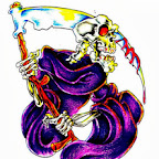 death - tattoos for men