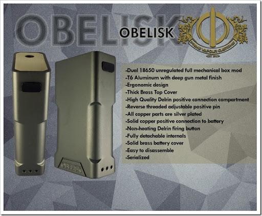 12814586 606260239536404 8353269075620519862 n thumb%25255B2%25255D - 【MOD】デュアル18650採用のメカニカル「OBELISK BOX MOD」がアナウンス