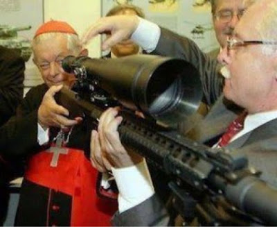 Vatican is the main shareholder in Largest Gun Manufacture