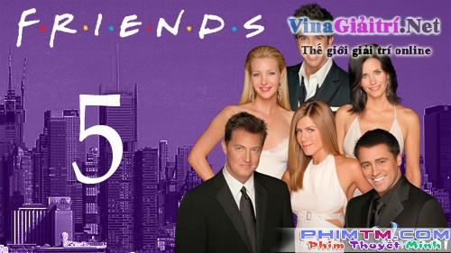 Xem Phim Những Người Bạn 5 - Friends Season 5 - phimtm.com - Ảnh 1