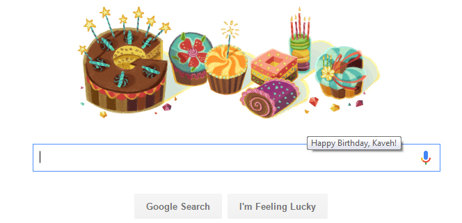 How do I say thank you Google for my birthday wishes Google – Google Greetings for Birthday
