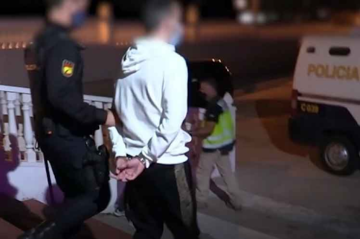 ESPAÑA: Arrestan cuatro dominicanos por trata y explotación sexual