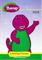BARNEY: 3 TOYS