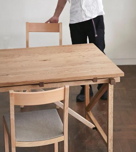 クミキテーブル