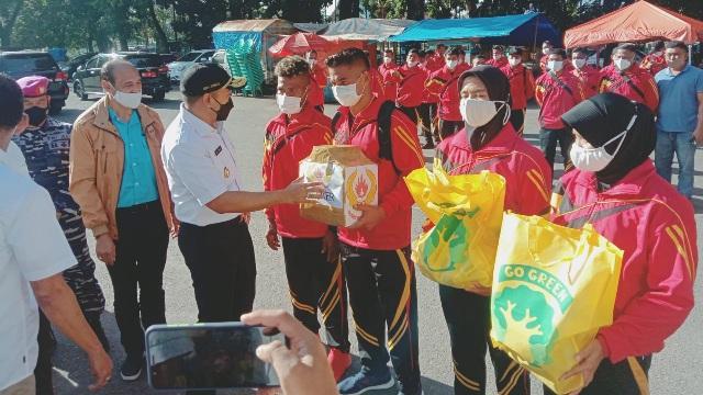 Wagub Minta Atlet Hormati Adat Budaya Papua