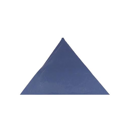 banderines azul unicolor para decorar