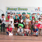 Fancy Dress Activity (Nursery) 31-7-2017