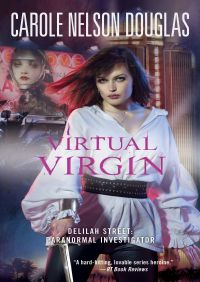 Virtual Virgin By Carole Nelson Douglas