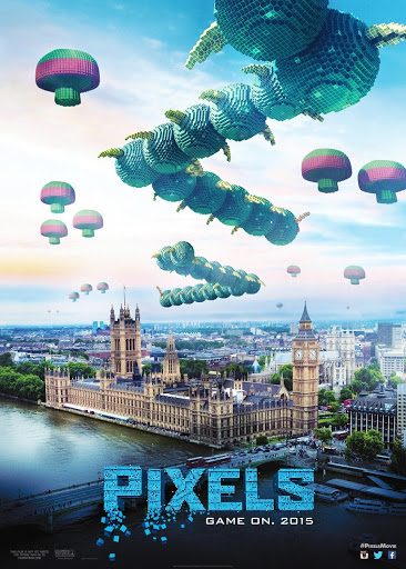Pixels official site
