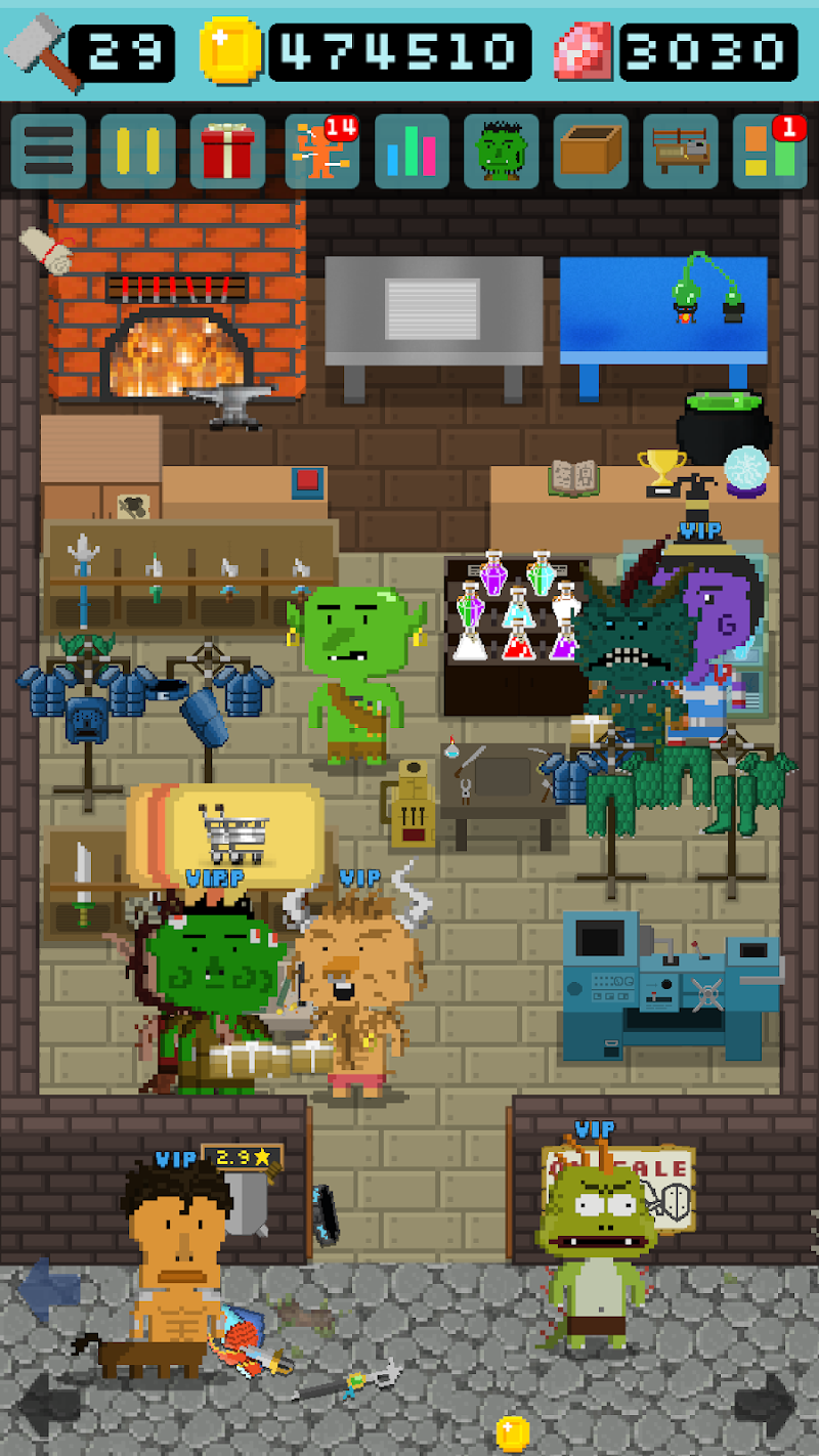 Goblin's Shop Screenshot 1