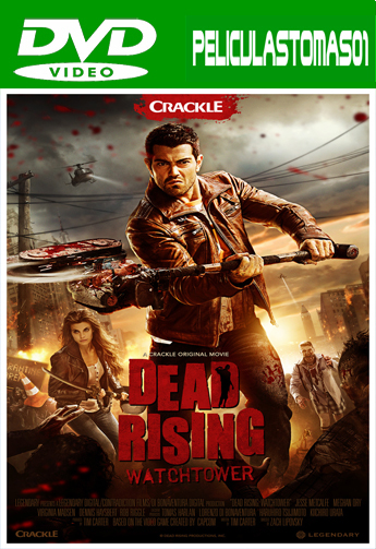 Dead Rising: Watchtower (2015) DVDRip