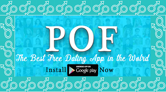 Guide POF Free Dating App - náhled
