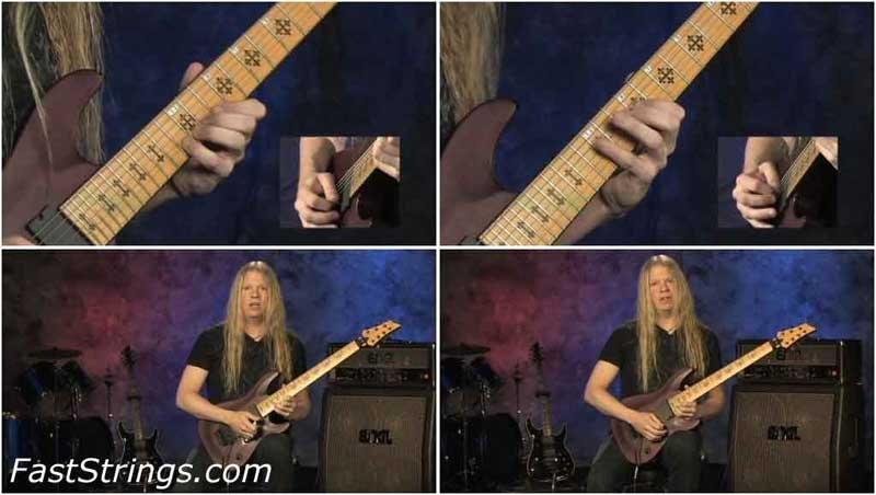 Jeff Loomis - Extreme Lead Guitar: Dissonant Scales & Arpeggios