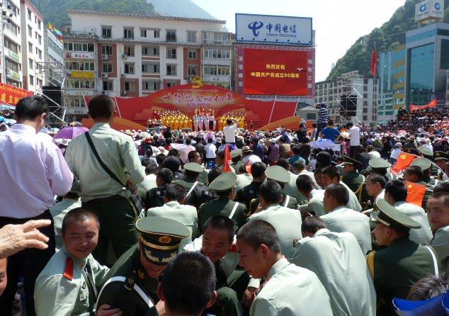 CHINE SICHUAN.KANDING , MO XI, et retour à KANDING fête du PCC - 1sichuan%2B1868.JPG