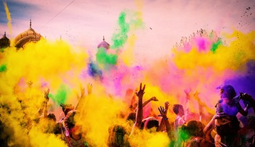 Holi-Celebration-In-Gujrat-Photos-2