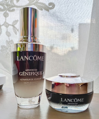 維持肌膚微生態健康~ Lancome Génifique小黑瓶 & Génifique 發光眼霜 ...