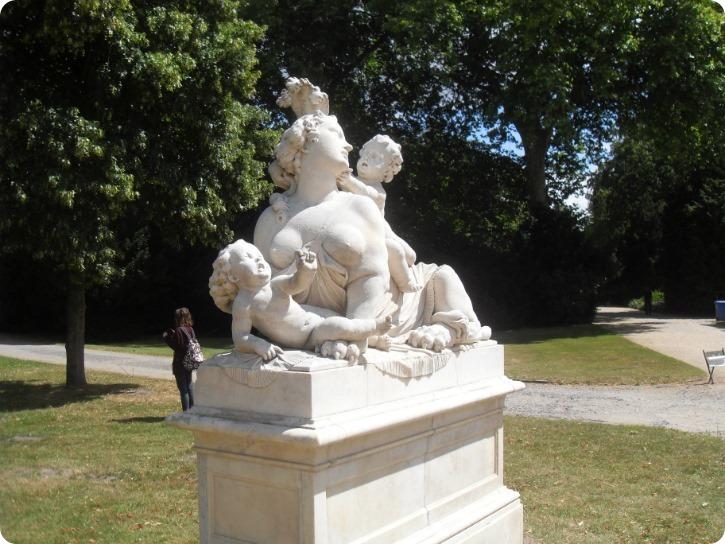 Sanssouci Park - Postdam