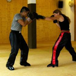 Kickboxprüfung Witalli