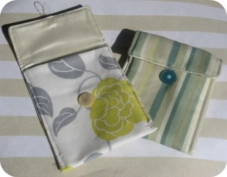fabric cell phone and camera case