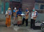Anggota FAMe Salurkan Tribako Bagi Masyarakat