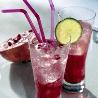 Roter Drink