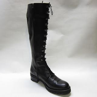 Rupert Sanderson Duncan Lace-up Knee High Boots