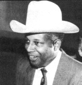 Lee Roy Young First Black Texas Ranger 1988
