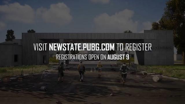 PUBG New State (Mobil) 2. Alfa Testi tarihleri, bölgesi ve kayıt süreci açıklandı
