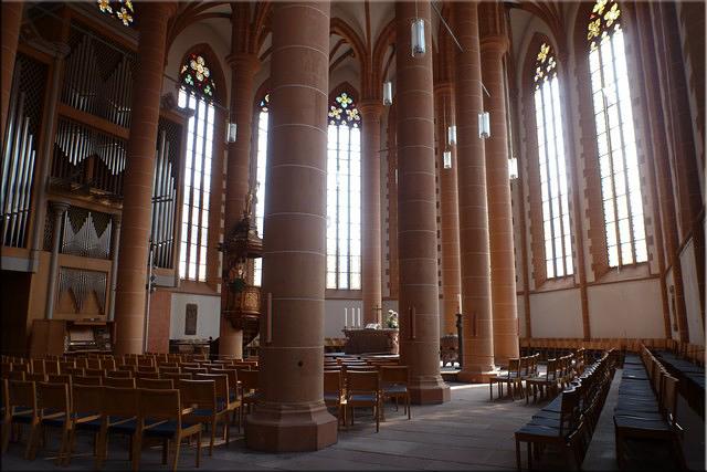 Iglesia del Espíritu Santo (Heiliggeistkirche)
