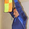 Mario Sánchez dictó curso a árbitros en Concepción