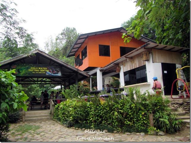 馬來西亞沙巴 九如河泛舟 溜索 (1)