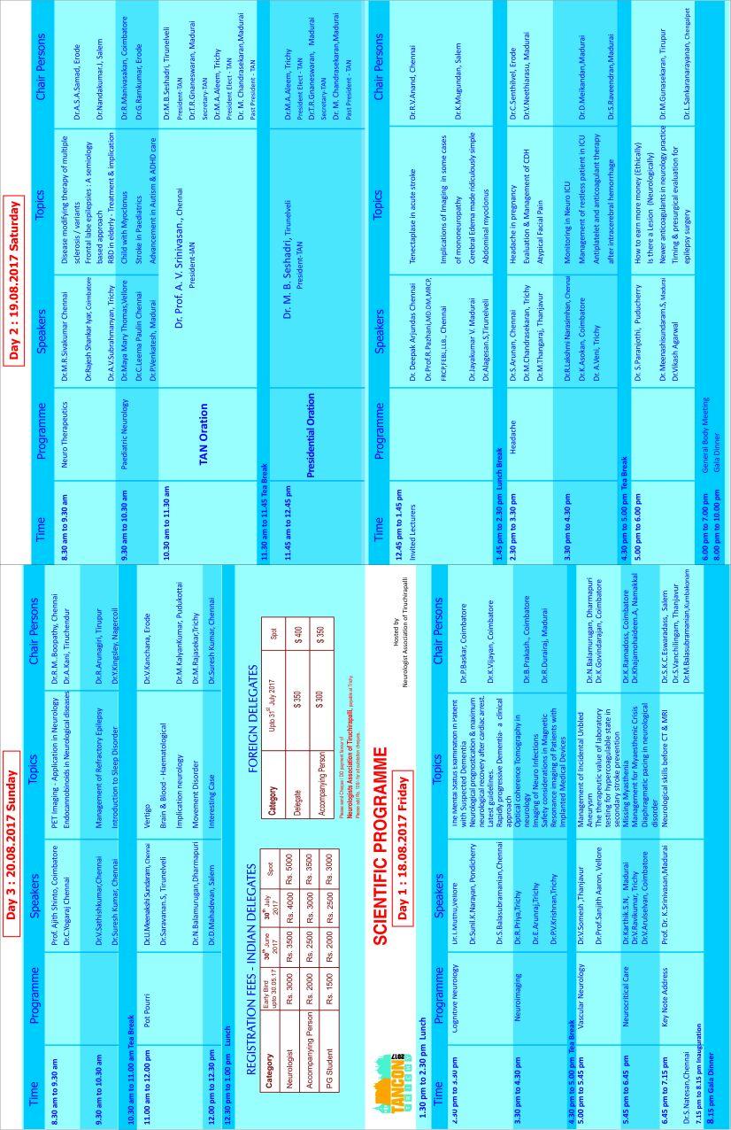 Drmaeem july 2017 tancon 2017 trichy august 18th to 20th 2017 scientific program drmaeem organising secretary aiddatafo Images