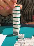 Mahjong to piramidka? A może to Jenga? ;)