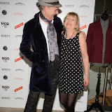 OIC - ENTSIMAGES.COM - Richard Weight and Amanda Wilson at the March of The Mods - book launch party  London 11th February 2015