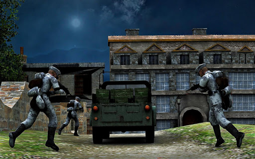 Survival Rules Counter Terrorist Fury War 1.2 screenshots 7