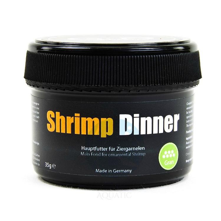 GlasGarten Shrimp Dinner (Grans)