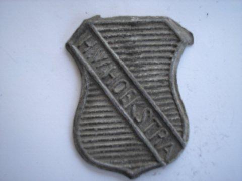 Naam: W. HoekstraPlaats: LeeuwardenJaartal: 1950